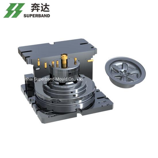 Automotive Forged Wheel Mold Cast Aluminium Wheel Mold
