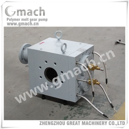 Polymer Melt Pump for PVC Material Extrusion Line pictures & photos