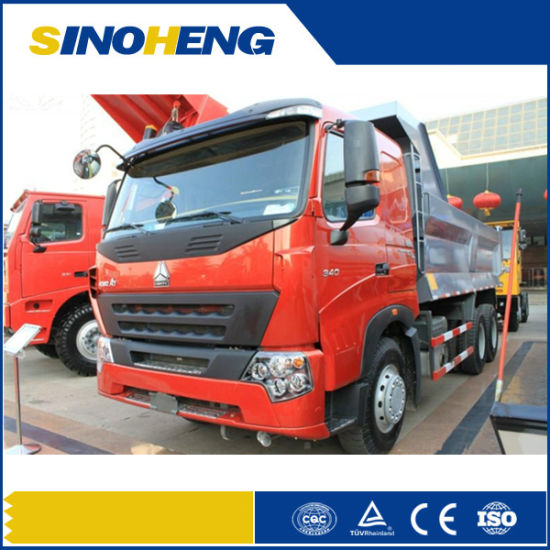 China HOWO 6X4 Dumper Truck