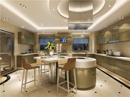 Modular Solid Wood Kitchen Cabinet Unit China Kitchen Cabinet Factory