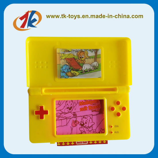 Promotional OEM Plastic Slide Magic Slate Toy for Kids
