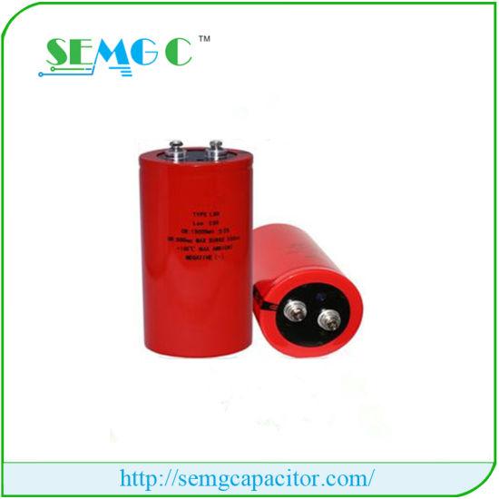 CAPACITOR 200V 10000UF Capacitors Aluminium Electrolytic