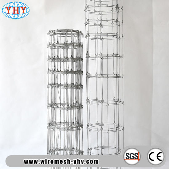 China 4 Feet to 8 Feet High Tension Galvanized Hog Wire Fencing ...