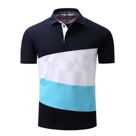 Wholesale Custom Design Polyester Spandex Sublimation Polo Shirt