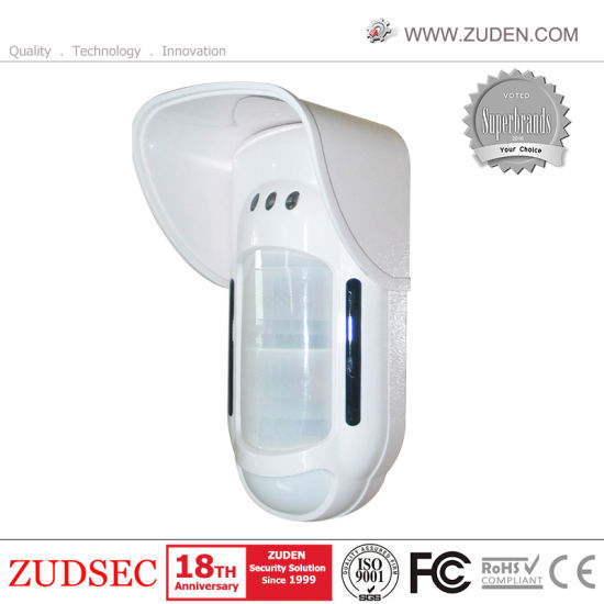 Outdoor Dual Infrared Microwave Pir Motion Detector