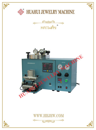 Digital Vacuum Wax Injector with Auto Clamp Hh-W08, Huahui Jewelry Machine & Jewelry Making Tools & Jewelry Equipment & Goldsmith Tools