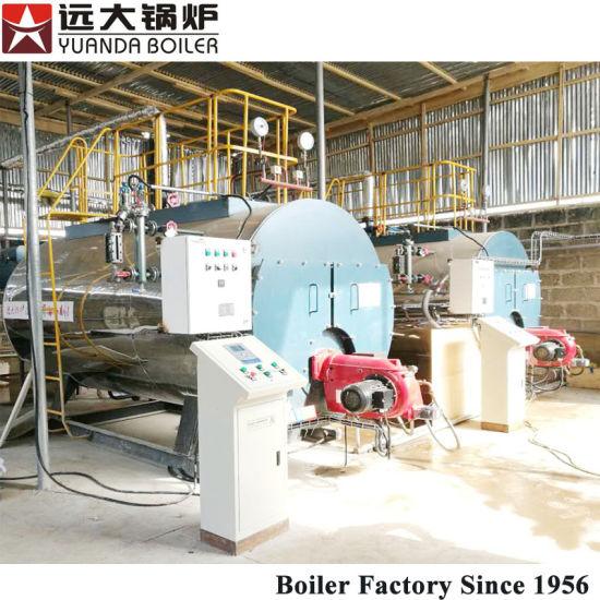 China 2ton Natural Gas Boiler Quotation - China Steam Boiler Price ...