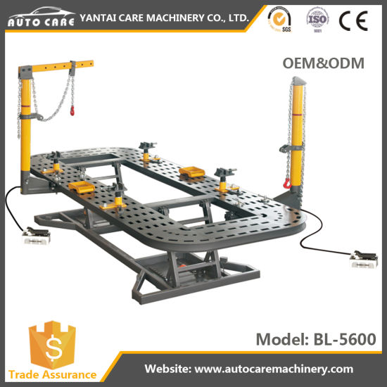 China Garage Equipment Car Frame Straightening Machine Auto Body ...