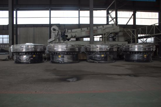 Powder & Granules Vibrating Separator Classifier Screen Sieve pictures & photos