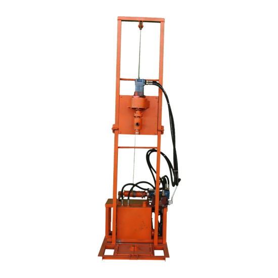 Portable Mini 100m Depth Water Well Drilling Rig
