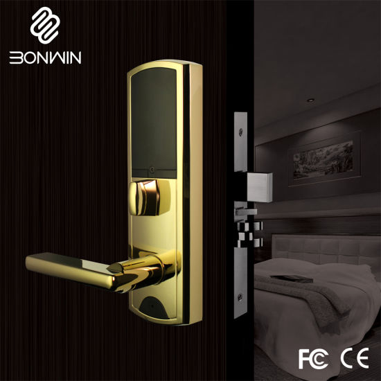 Electronic Remote Control Hotel Online Door Lock pictures & photos
