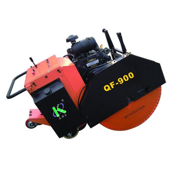 Qf-900 Concrete Saw with 370mm Cutting Depth) pictures & photos