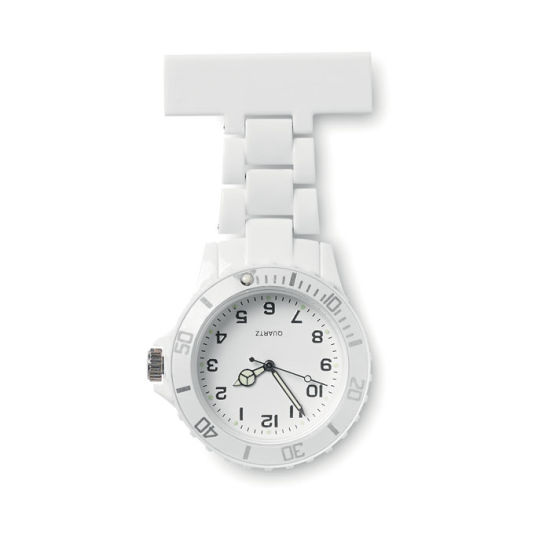 Analogue Nurses Watch with Customized Logo pictures & photos