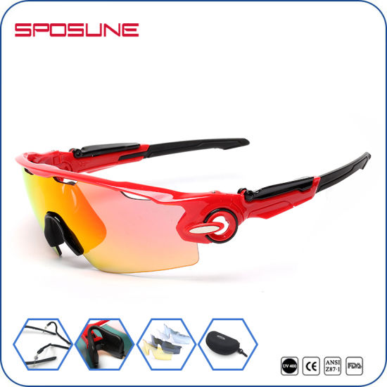 7f5fb65ded6f Safety Goggles Low MOQ Unbreakable Super Vision Cycling Glasses pictures    photos