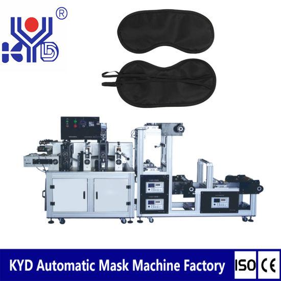 Easy Operation Automatic Fashionable Eye Mask Making Machine Equipment  Manufacturers