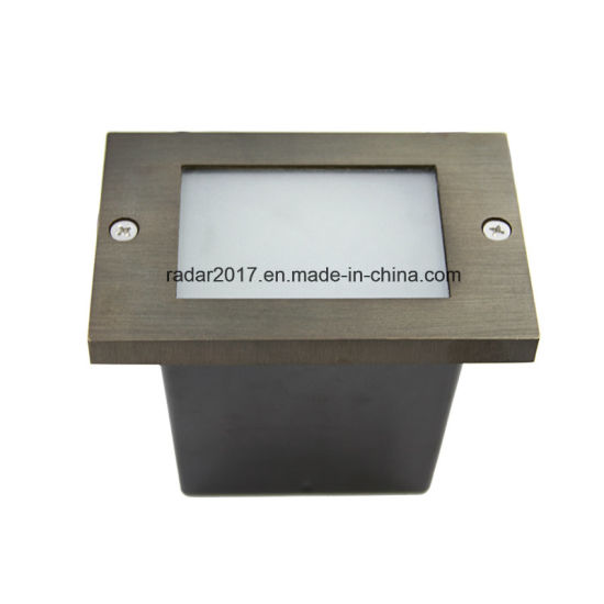 Hot-Sale LED Step Lights Stairs Light Wall Lighting IP65 ETL UL Approved pictures & photos