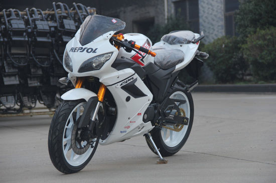 Jinyi 250cc Street Motorbike Automatic Motorcycle pictures & photos