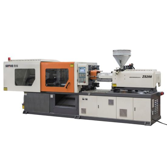 Zs200 Servo Precise Energy Saving Injection Molding Moulding Machine Machinery