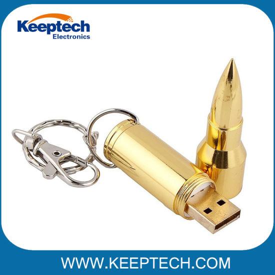 2018 Innovative Bullet Shape USB Flash Drive 8GB-32GB-64GB