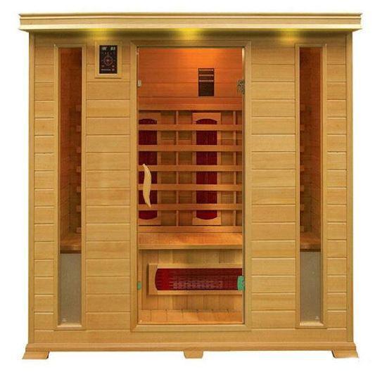 Fenlin Wet and Dry Sauna Shower Steam Sauna Room