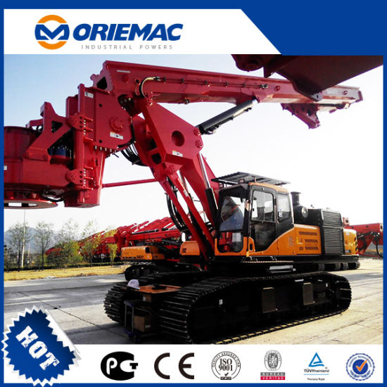 China Famous Brand Sany Rotary Drilling Rig Sr150c pictures & photos