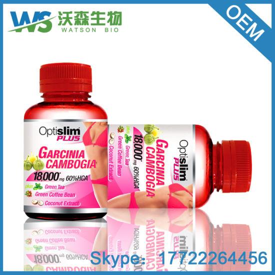 China Optislim Garcinia Cambogia Weight Loss Capsules China