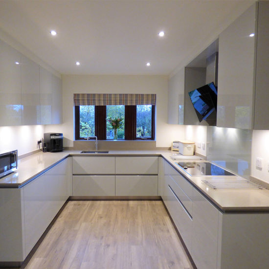Interior Design Modern Kitchen: China Ghana Modern Design Modular Kitchen Cabinets Custom