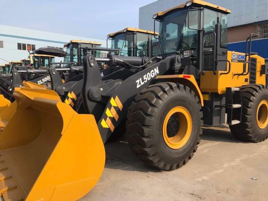 4bcd2b23b4a439 Lowest Price Brand New XCMG Wheel Loader Certificate Seller 5 Ton Wheel  Loader XCMG Zl50gn pictures