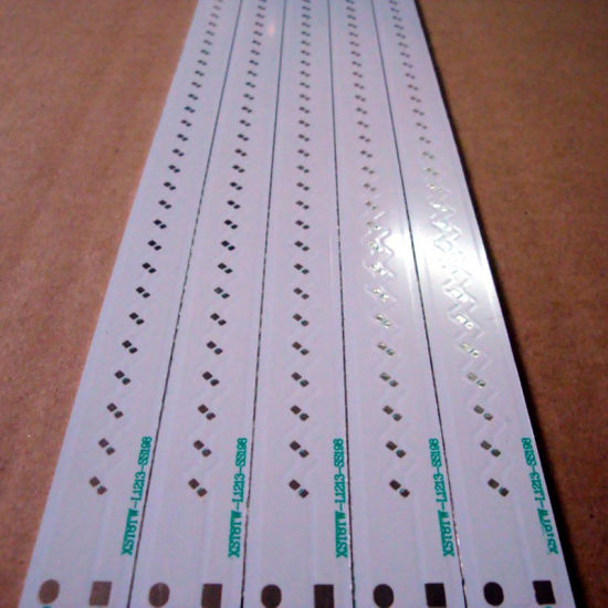 LED Lighting PCB Panel with Aluminum Base Material pictures & photos