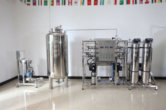 China 250 Lph Dialysis Water Treatment System with Ce
