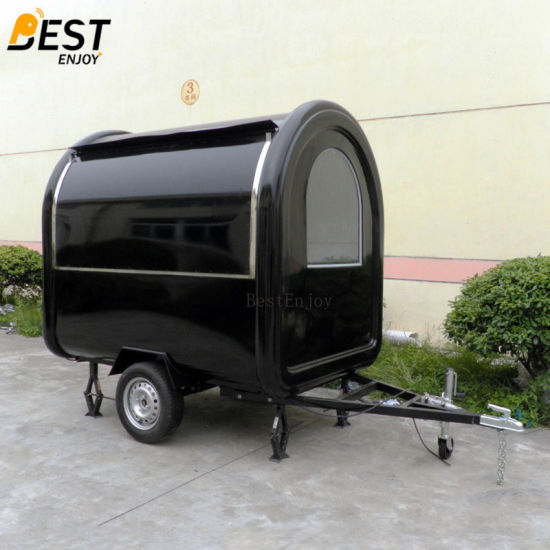 China High Quality Mobile Food Trailer Catering Trailer with Special