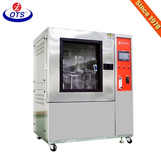 IEC60529 Ipx3 Ipx4 Auto Parts Lab Waterproof Rain Spray Environmental Test Chamber