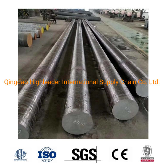 S355j2g3 Hot Forged Steel Round Bar