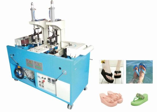 Shoe Grinding Edging Machine for Finished Slippers with High Heel (MH-DS-C)
