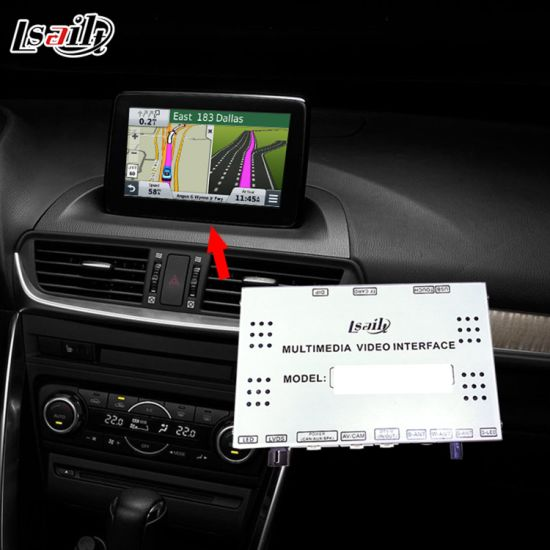 Mirrorlink Android Interface Car Navigation Box for Mazda Cx-4 pictures & photos