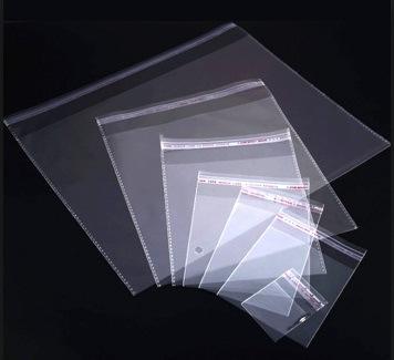 Transparent BOPP Bag / OPP Self Adhesive Bag / Clear Plastic Bag
