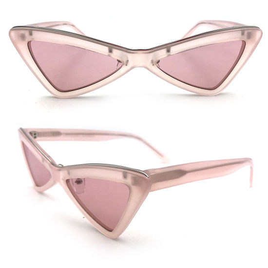 High Quality Acetate Sunglasses pictures & photos