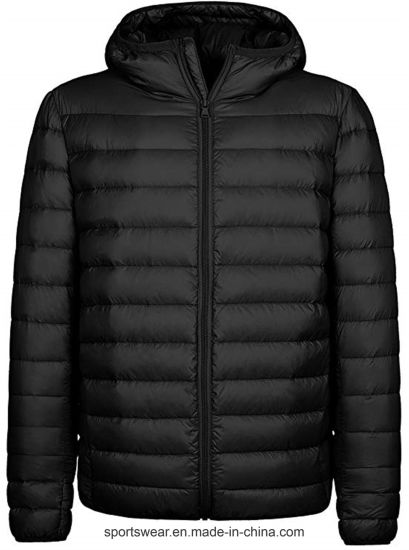 Winter Padded Fake Down PRO-Lite Jacket