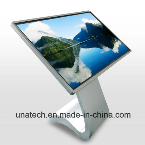 LCD Digital Display Self-Service Shopping Mall Information Interface Capacitive/Infrared Monitor Touch Screen with PC Windows/Android System