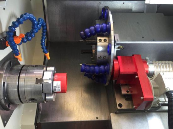 High Quality Slant Bed CNC Lathe for Seal Processing (BL-S36S)