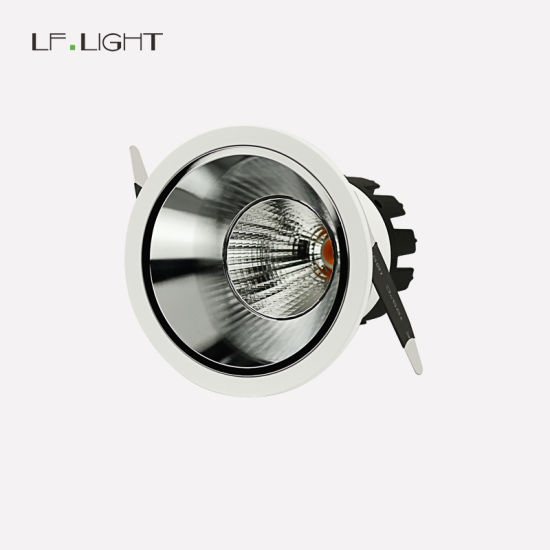 Dimmable Adjustable 7W COB LED Downlight with Cut out 80mm pictures & photos