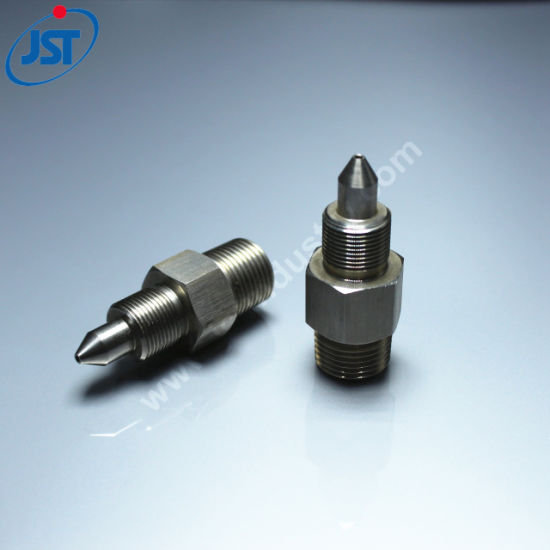 316ti Stainless Steel Hex Male/Female Pipe Fitting Metal Connector