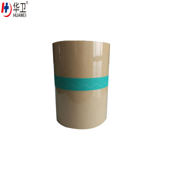 Medical Coating Raw Material Jumbo Roll PU PE Roll Material Semi Finished Products