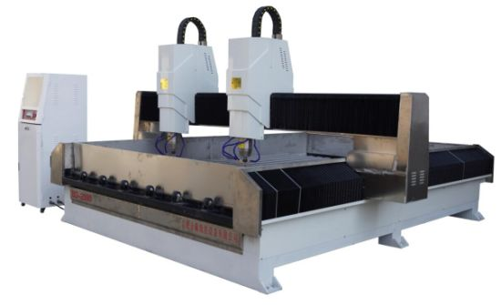 Stone, Marble, Granite, Tombstone, Headstone CNC Cutting Carving Engraving  Machine