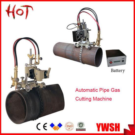 Automatic Pipe Gas Cutting Machine