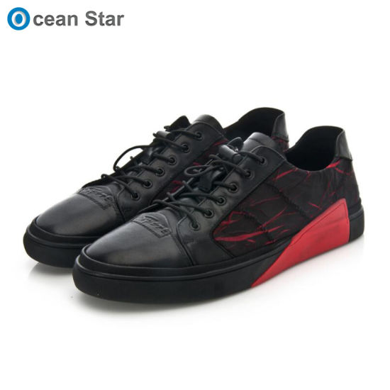 China 2019 Fashion Mens Casual Shoes Fashion Leather Shoes For Men