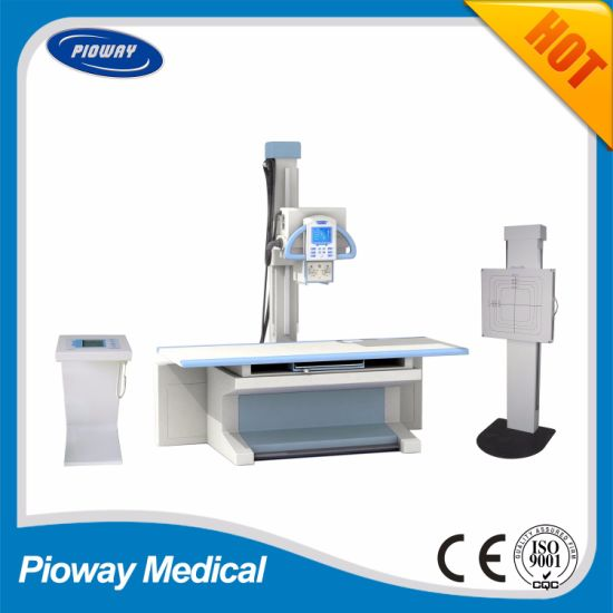 Hospital High Frequency Fixed X-ray Machine 200mA (PLX160A)