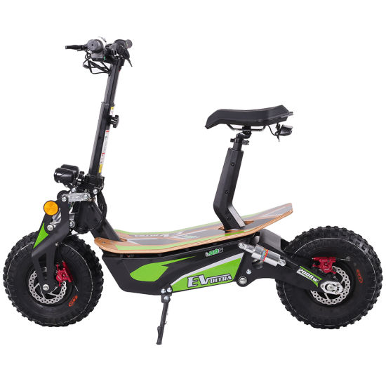 Two Dogs Electric Scooter 1600W