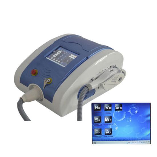 IPL Sh606 Best IPL Shr Machine for Painless Permanent Hair Removal and Skin Rejuvenation