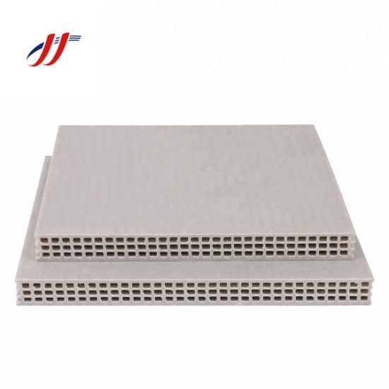 Comaccord Hollow PP Concrete Slab Plastic Formwork for Construction Material 80-100 Times